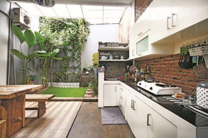 Konsep Desain Dapur Terbuka Untuk Kenyamanan Memasak