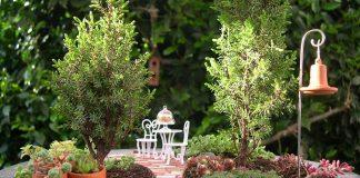 Dekorasi Cantik, Indah, Dan Simpel Dengan Minia Garden