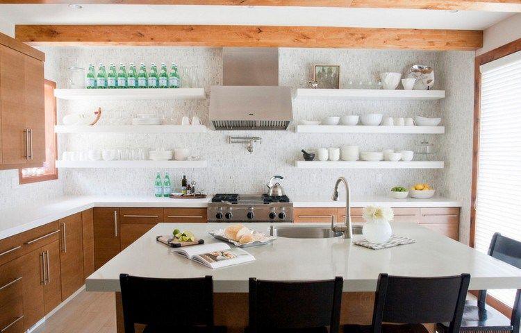 pemanfaatan ruang kitchen set secara optimal