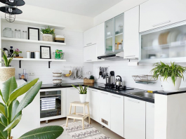 Tips Memaksimalkan Kitchen Set Minimalis