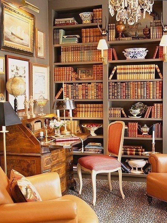 elemen kayu untuk dekorasi gaya vintage