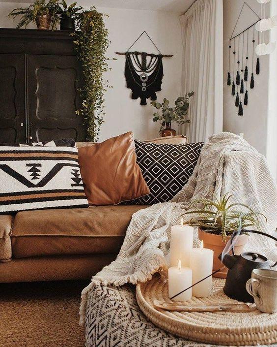 Bohemian Home Decor