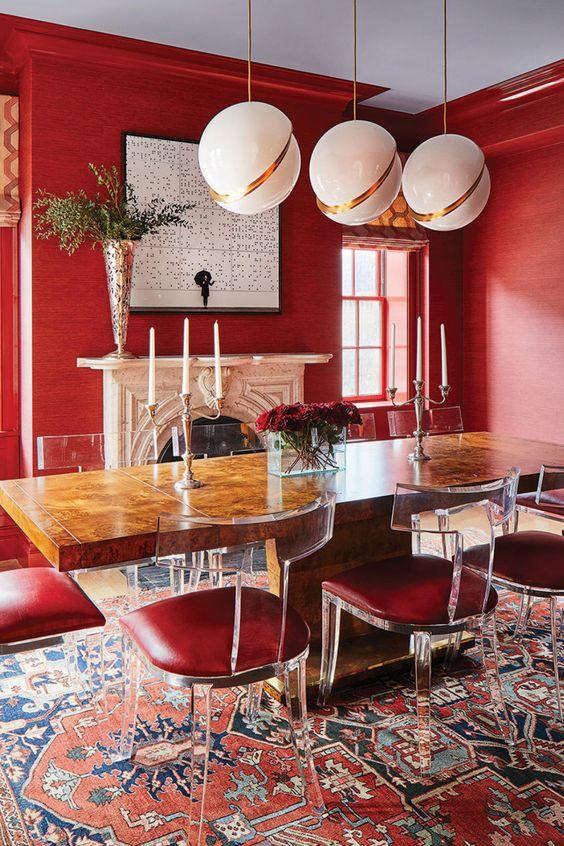 monochromatic interior design